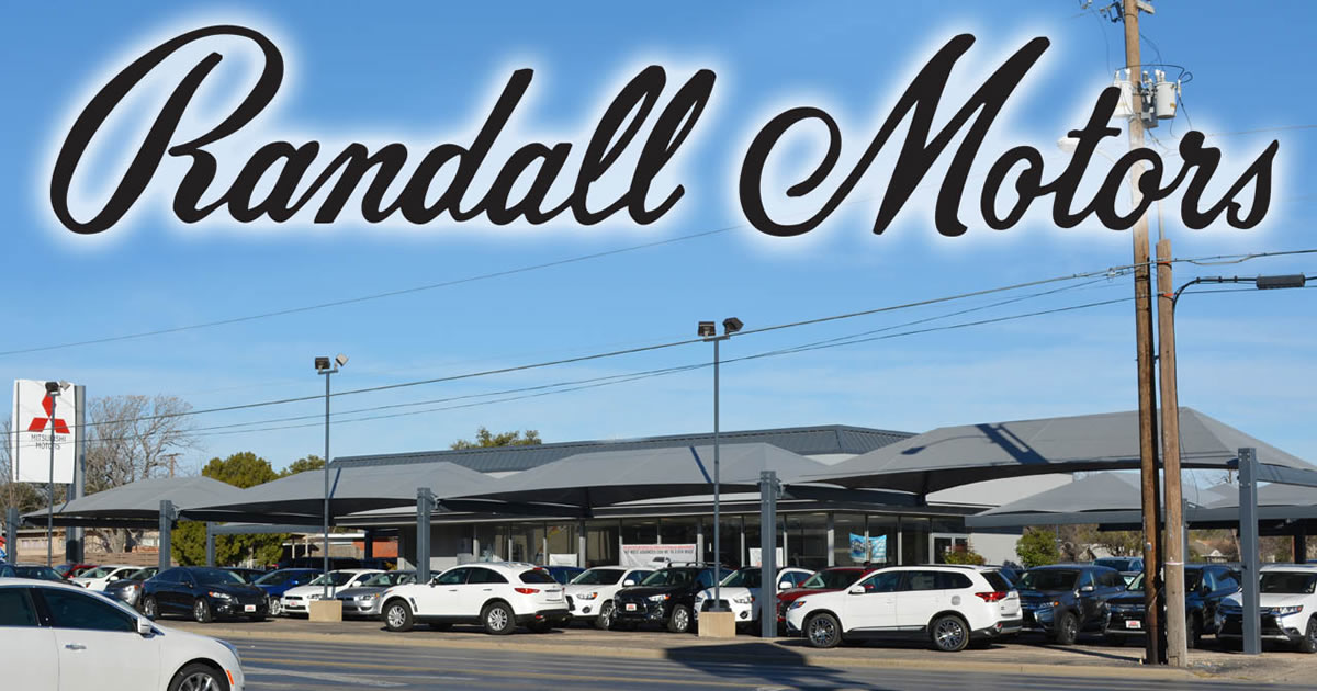Randall motors san angelo for Randall motors san angelo